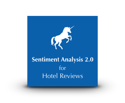 Unicorn Sentiment-Analysis-2.0 for Hotel Reviews